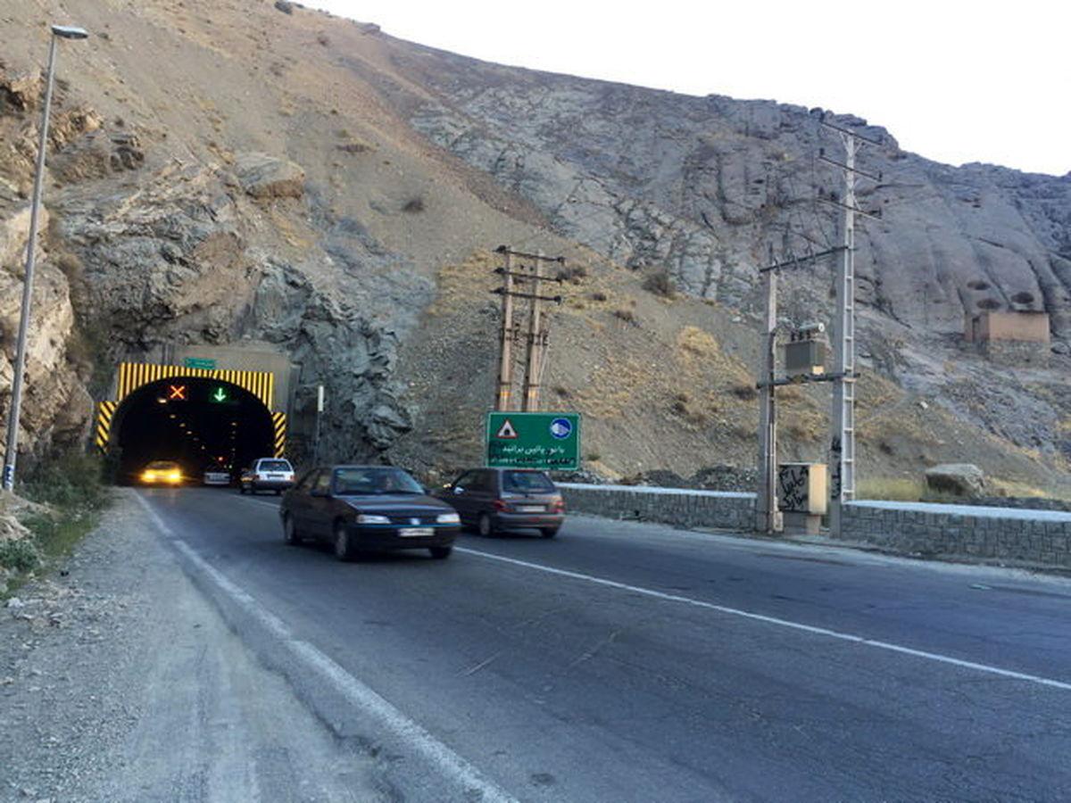 آخرین وضعیت جوی و ترافیکی جاده های کشور در ۱۳ خرداد ۱۴۰۰