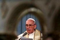 رایزنی اردوغان با پاپ در مورد قدس شریف