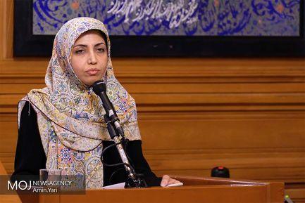 الهام فخاری عضو شورای اسلامی شهر تهران