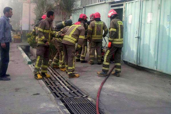 انجام 5 عملیات توسط آتشنشانان همدانی طی 24 ساعت گذشته