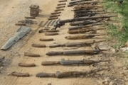کشف انبار مهمات داعش در سامرا / کشته و مجروح شدن ۵ تن از نیروهای حشد شعبی