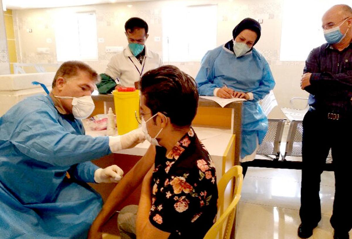 بیماران مبتلا به هموفیلی و تالاسمی خراسان رضوی، واکسیناسیون می شوند