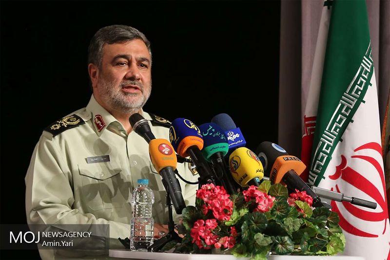 امروز پلیس ایران بیش از هر زمان به سمت حرفهای شدن در حال حرکت است