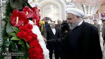 تجدید میثاق روحانی و اعضای هیات دولت با آرمان های امام (ره)