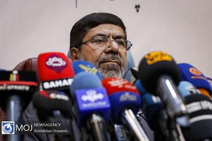 نشست خبری رییس ستاد قدس شورای هماهنگی سازمان تبلیغات اسلامی
