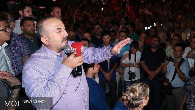 پس لرزه های کودتای نافرجام اینبار در وزارت خارجه ترکیه