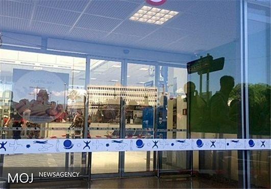 فرودگاه نیس به دلیل یک بسته مشکوک تخلیه شد