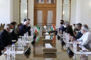 تاکید خطیب زاده بر عزم ایران و هند برای تعمیق روابط