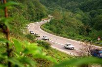 ترافیک درمحورهای فیروزکوه و هراز روان است/لزوم پرهیز از شتابزدگی