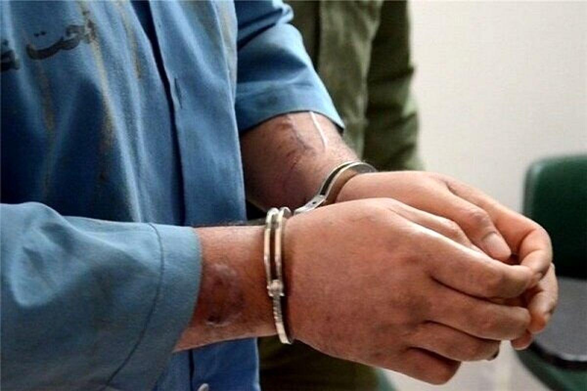 کشف 23 فقره سرقت از منزل و دستگیری سارق در بندرعباس