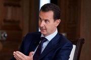 اسد: ادعای حمله به خان شیخون یک صحنهسازی برای حمله آمریکا بود/ البغدادی دستگیر نشده است