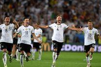 اعلام لیست ۲۳ نفره آلمان برای حضور در جام کنفدراسیونها