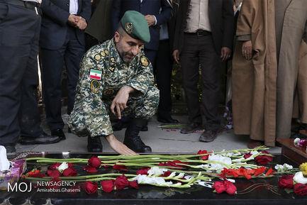 گرامیداشت شهیدان آوینی و صیاد شیرازی