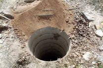 خشک شدن 110 حلقه چاه آب آشامیدنی