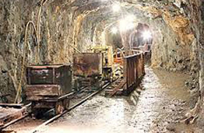پروژه های کلان معدنی استان قم در مرحله اکتشاف
