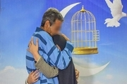 19 نفر از زندانیان اردبیل آزادسازی شدند
