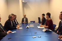 رحمانی فضلی با وزیر کشور سنگاپور دیدار کرد