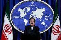 ایران عملیات انتحاری و تروریستی در پاکستان را محکوم کرد