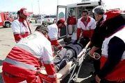 امدادرسانی هلال احمر به 241 حادثه دیده طی هفته گذشته در اصفهان