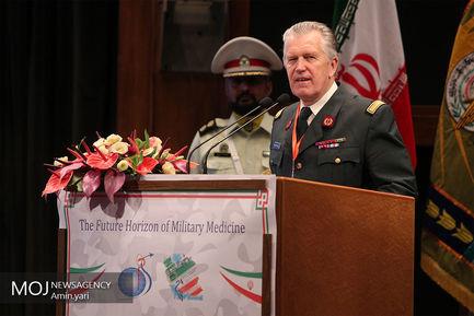 اختتامیه چهارمین کنگره آسیا پاسفیک «طب نظامی»