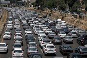 آخرین وضعیت جوی و ترافیکی جادهها در 9 اردیبهشت