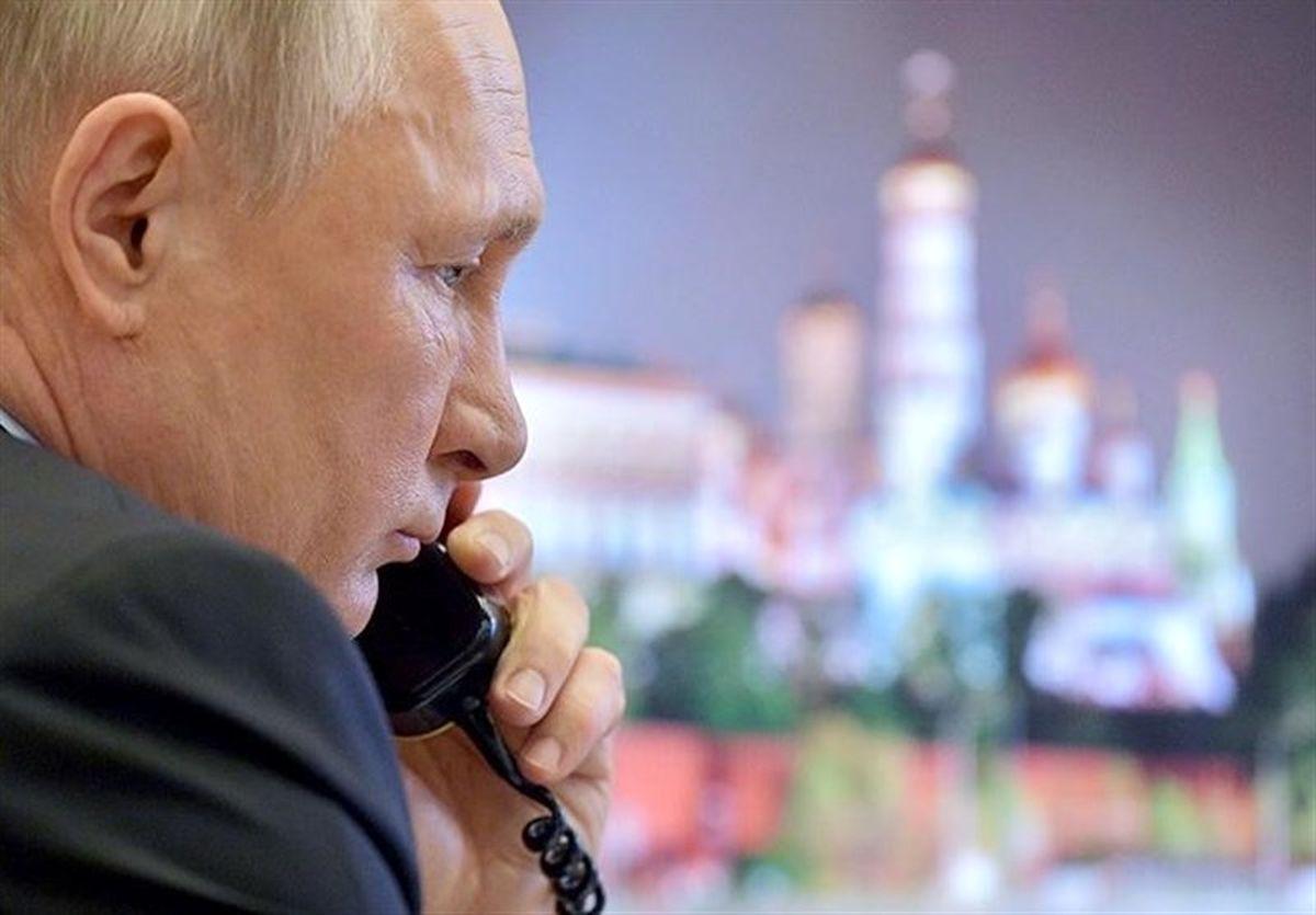 گفتگوی تلفنی پوتین و پاشینیان در مورد اوضاع قرهباغ