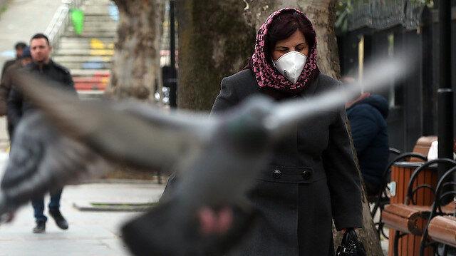 ترکیه کلیه کافه ها و مراسم عمومی را به دلیل شیوع کرونا تعطیل کرد