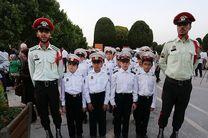 صدور بیش از 1500 کارت همیار پلیس برای دانشآموزان کرمانشاهی