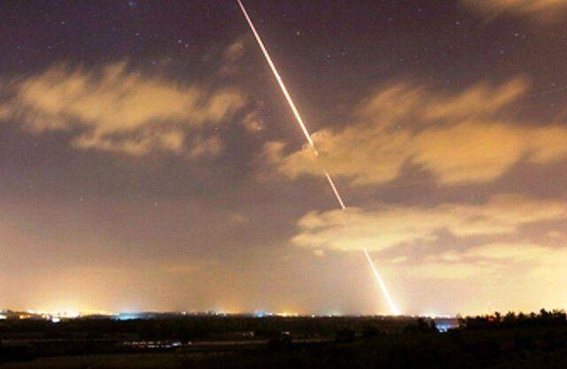 شلیک سه فروند موشک از نوار غزه به سمت مناطق صهیونیست نشین