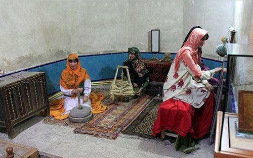 موزه مردم شناسی در ساروکلای قائم شهر راه اندازی می شود