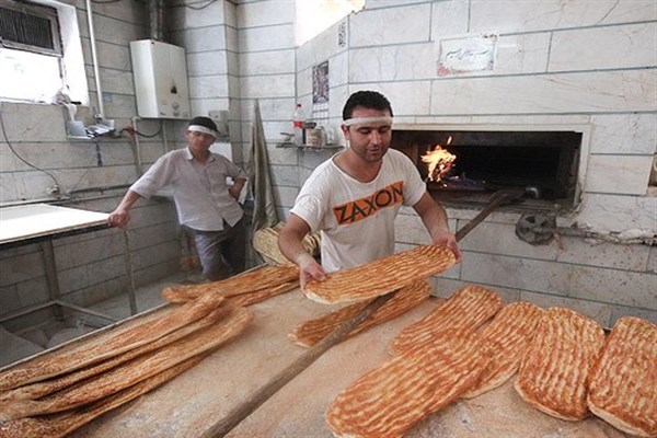 قیمت انواع نان اعلام شد