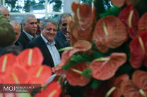افتتاح نمایشگاه بین المللی گل و گیاه