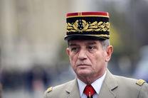برکناری رئیس ستاد نیروهای مسلح کاخ ریاست جمهوری فرانسه