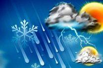 بارش برف و باران اردبیل را فرا می گیرد