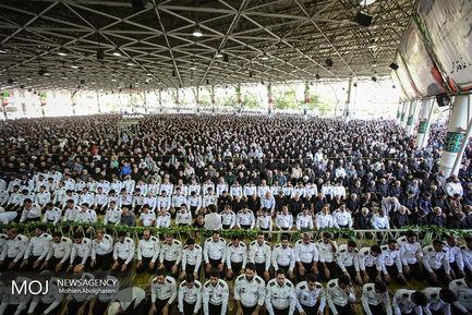 نماز جمعه تهران - ۲۳ شهریور ۱۳۹۷