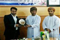 بازدید هیات سرمایه گذاری عمان از ظرفیت های شهرستان قشم