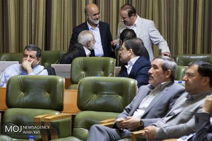 صحن علنی شورای اسلامی شهر تهران