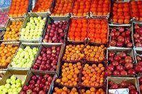 میوه صدر افزایش قیمت را حفظ کرد