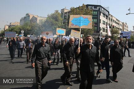 راهپیمایی احیای امر به معروف و نهی از منکر