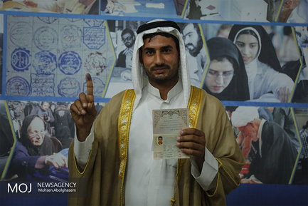 دومین روز ثبت نام نامزدهای انتخابات ریاست جمهوری(2)
