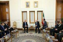 معاون وزیر خارجه بلاروس با ظریف دیدار کرد