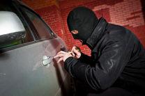 دستگیری سارق محتویات داخل خودرو در آران و بیدگل / اعتراف به 30 فقره سرقت