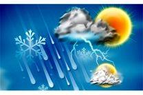 تداوم فعالیت سامانه بارشی تا عصر یکشنبه در اردبیل