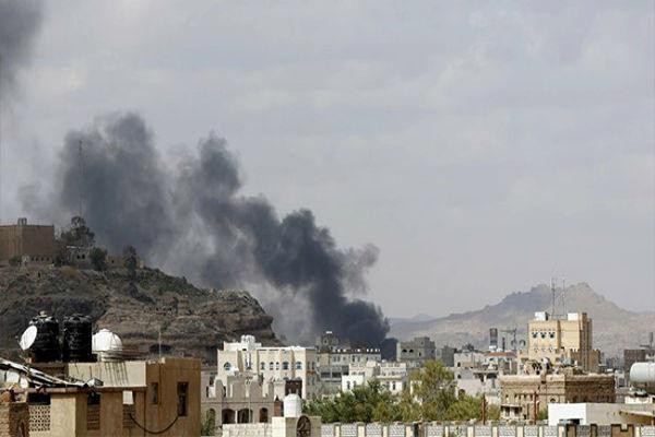 حملات متجاوزان رژیم سعودی به الحدیده یمن