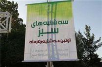 اهدای بن کمک خرید دوچرخه در برنامه سه شنبه های سبز دانشگاه یزد