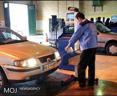 افزایش برخوردها با خودروهای فاقد معاینه فنی