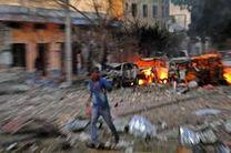 انفجار تروریستی، بحران در سومالی را افزایش داد