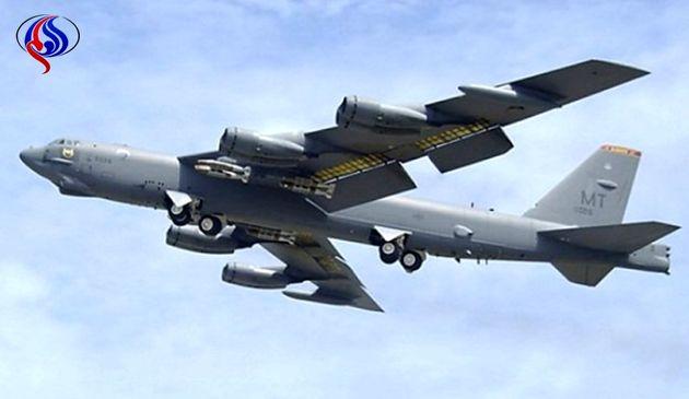 مانور بمب افکن های آمریکایی نزدیک مرز روسیه