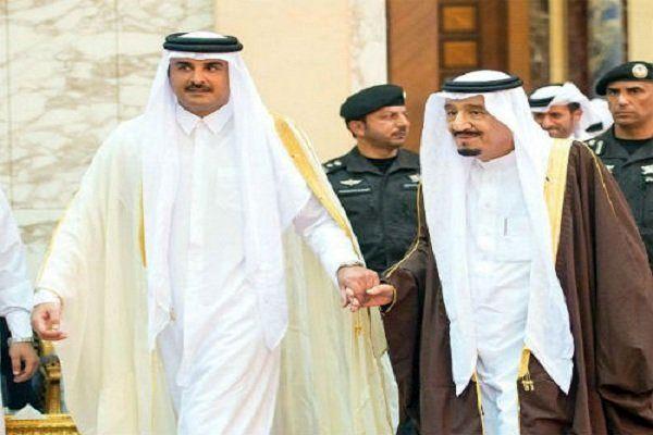 موضع گیری قطر در رابطه با ایران، سوریه و مقاومت زنگ خطری برای عربستان بود