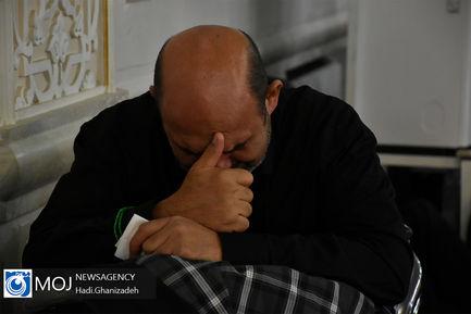 احیای شب بیست و یکم ماه مبارک رمضان در اردبیل